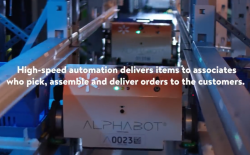 Walmart to pilot test robotic order fulfilment