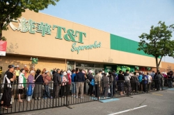 T&T Supermarket opens new flagship store in BC