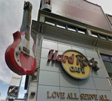 Shoppers Drug Mart to replace iconic Hard Rock Café on Toronto's Yonge St. strip