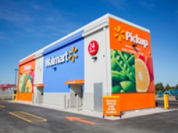 Walmart Pickup is a giant self-service kiosk for groceries