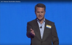 Walmart AGM: McMillon outlines vision for 'future of shopping'