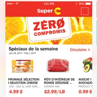 Super C debuts mobile app in Quebec