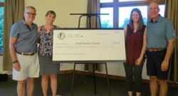 FCPC golf tournament raises $14,500+ for Food Banks Canada