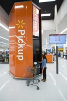 Walmart rolls out giant Pickup kiosks