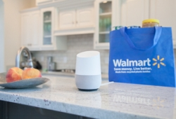 Walmart adds voice-shopping option via Google Assistant platform