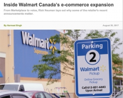 Inside Walmart Canada's e-commerce expansion