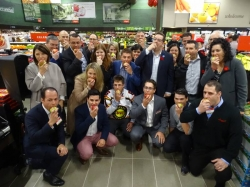 Longo's celebrates new store opening in Guelph, Ont.