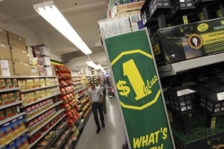 Dollarama profit, sales up in Q3