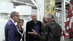 James Cameron supports Canadian plant-protein research