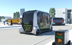 Driverless delivery services: the next frontier for grocery?