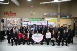 Galleria Supermarket donates $24K+ to charities
