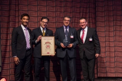 PHOTO OF THE WEEK: Aurora wins supplier awards