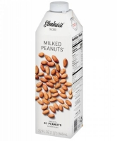 Former dairy makes first commercial peanut milk