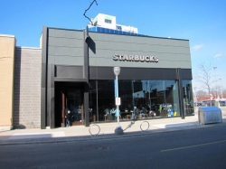 Starbucks opens third concept store in Canada: Starbucks Reserve