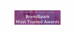Brandspark announces the 2018 Most Trusted Award Winners