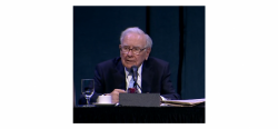 WATCH: Warren Buffett talks grocery business pricing and margin pressure