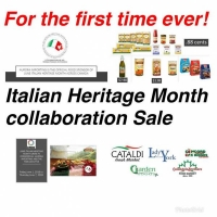 Photo of the week: Unique collaboration kicks off Italian Heritage Month