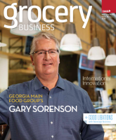 NEWS ALERT: The new issue of Grocery Business is here!