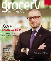 IGA+Rachelle-Bery: A Good Fit