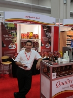 SUMMER FANCY FOOD SHOW 2012
