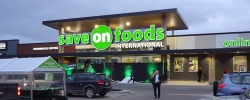 SAVE-ON-FOODS DEBUTS THREE STORES IN WINNIPEG MARKET