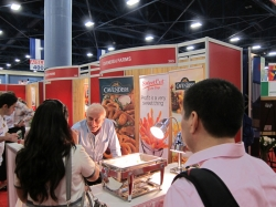 17TH AMERICAS FOOD & BEVERAGE SHOW, MIAMI, OCTOBER 2013