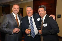 DISTRIBUTION CANADA INC. DINNER, JUNE 11, 2014, TORONTO